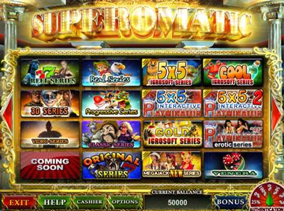 программа для интернета клубов игровых автоматов
